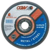 45005 CGW - Cut Off Wheel (Set of 25)