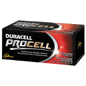243-2400BKD DURACELL AAA ALKALINE BATTERY PACK